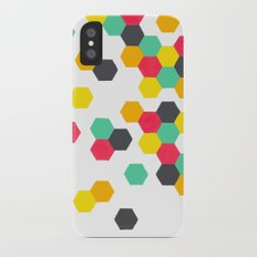 Crazy Clusters Slim Case iPhone X