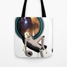 Astro Break Tote Bag