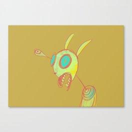 Occhiospleen Canvas Print