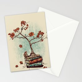 re-born Stationery Cards