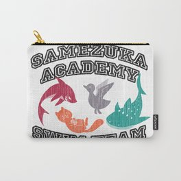 Samezuka Academy Swim Team Carry-All Pouch