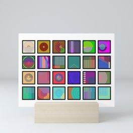Zombie Formalist - Twitter Selection Series 2 Mini Art Print