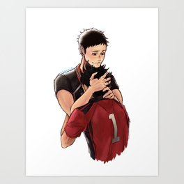 kurodai (2) Art Print
