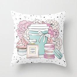 Sweet Life CC Throw Pillow