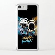 Daft Punk Clear iPhone Case