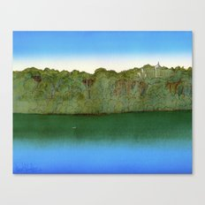 NJ Canvas Print