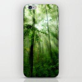 Joyful Forest iPhone Skin