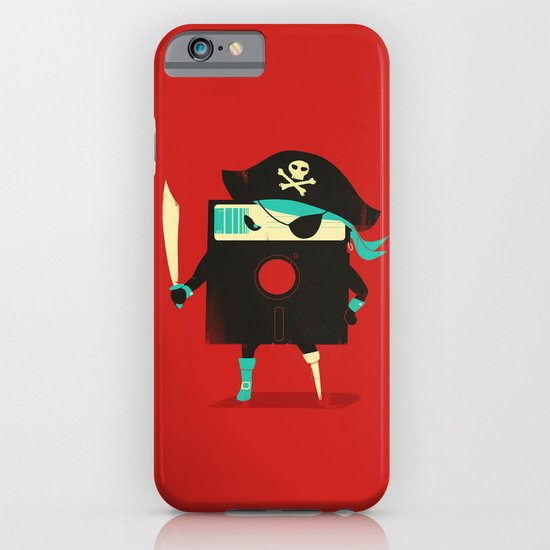 Software Pirate iPhone & iPod Case