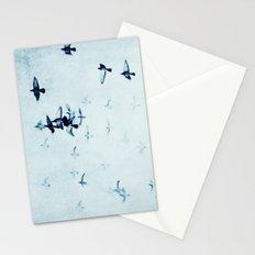 birds II Stationery Cards