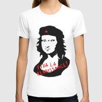 renaissance T-shirts featuring Viva la renaissance! by Misha Libertee