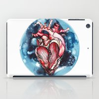 planet iPad Cases featuring Planet by Alla Lsk