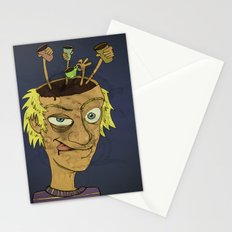 One more cup of coffee 'fore I go to the valley below Stationery Cards