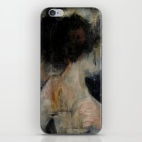 imagerybydianna iPhone & iPod Skins featuring apophrades by Imagery by dianna
