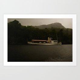 boat 1 Art Print