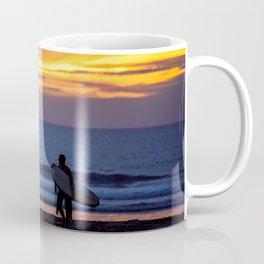 Solo Surfer Coffee Mug