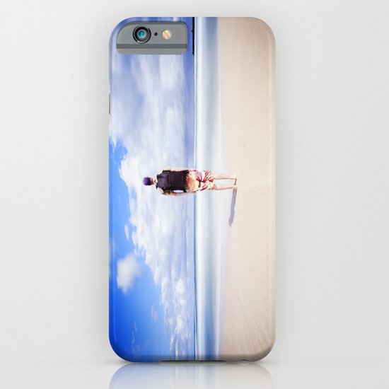 On the Beach iPhone & iPod Case