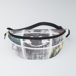 Raccoon Fanny Pack