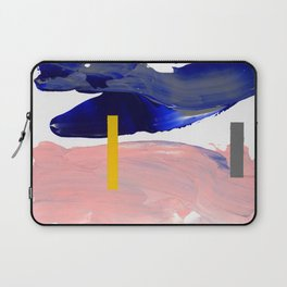 Untitled (Abstract Composition 2017008) Laptop Sleeve