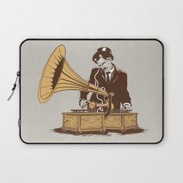 The Future In The Past Laptop Sleeve