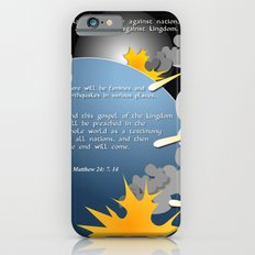 Nation Will Rise Against Nation iPhone 6s Slim Case