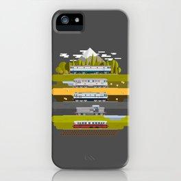 Railway Locomotive Series iPhone Case