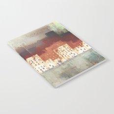 City Rain Notebook