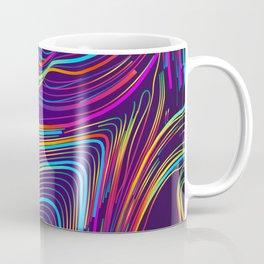 Streaks of Light Coffee Mug