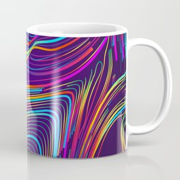 Streaks of Light Coffee Mug