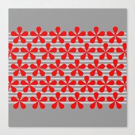 crvena Canvas Print