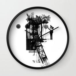 No touching ... Wall Clock