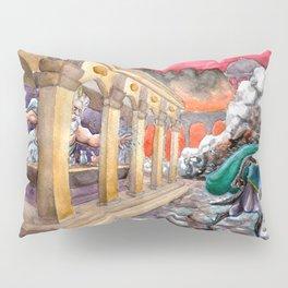 Lycan and Zeus Pillow Sham