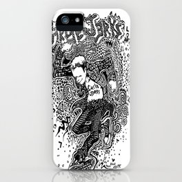 Circle Jerks iPhone Case