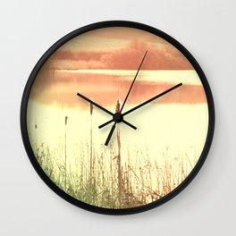 Reeds Wall Clock