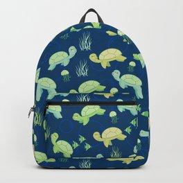 Sea Turtles V Backpack