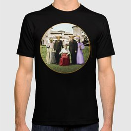 Cowtown Abbey T-shirt