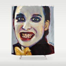 Dave Vanian Shower Curtain