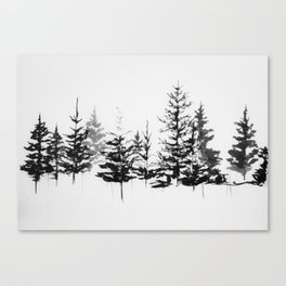 Old Pine II Canvas Print