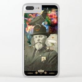 Odd Scientist Clear iPhone Case