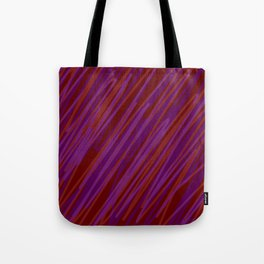 Multipattern Tote Bag