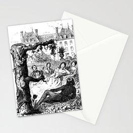 Grandville - Cent Proverbes Stationery Cards