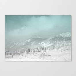 Blue mountains 2 Canvas Print