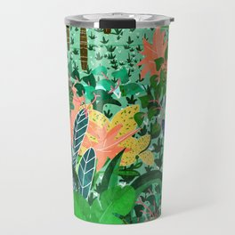 Dense Forest Travel Mug