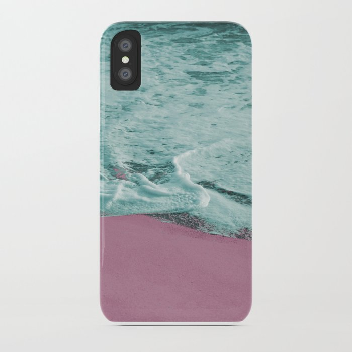 Pop Art High Tide iPhone Case