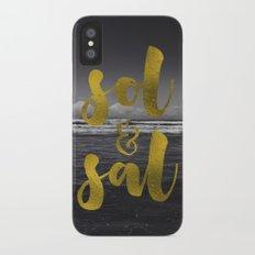 Sol & Sal Slim Case iPhone X