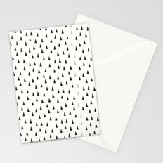 Geometric two Stationery Cards