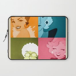 The Golden Girls Abstract Laptop Sleeve