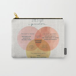 Passionate Lady Carry-All Pouch