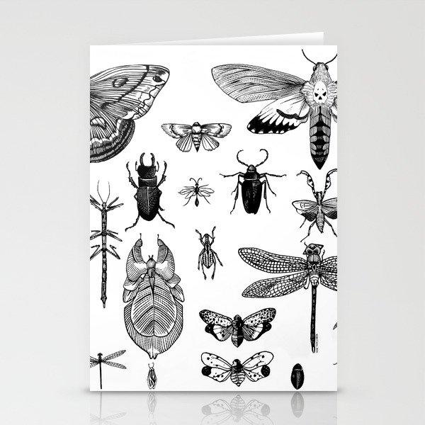 Bug Board Stationery Cards