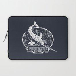 Fantastic Narwhal Laptop Sleeve