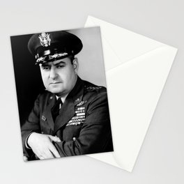 General Curtis LeMay Photo Stationery Cards